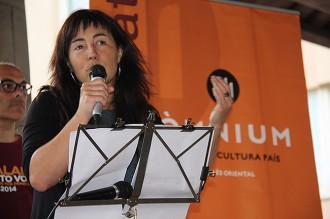 Maria Oliver: «Volem ser un revulsiu per a Granollers»