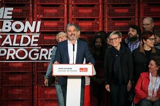 Jaume Collboni: «Pasqual Maragall és aquí»