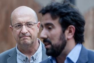 Jordi Munell, Miquel Rovira i Carme Freixa, a la llista de Junts pel Sí