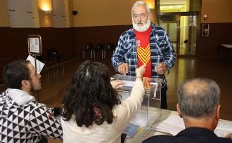 EN DIRECTE Obren els col·legis electorals del Ripollès sense incidències