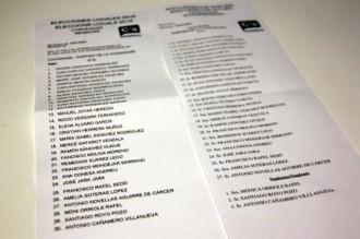 La Junta Electoral invalida les paperetes que Ciutadans Mataró va enviar a les llars