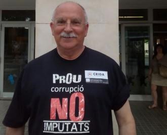 La samarreta d'Isidre Soler provoca un enrenou a Sabadell