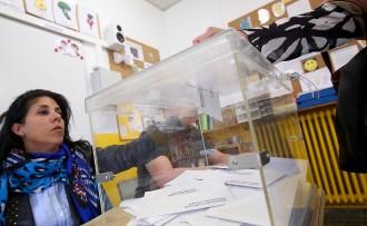 EN DIRECTE Els primers resultats de les eleccions municipals a Osona