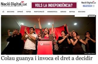 Tota la informació de les eleccions municipals a Catalunya a Nació Digital