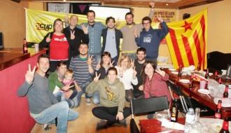 La CUP entra amb bon peu a l'escenari polític de Solsona