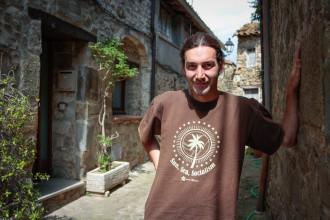 Enric Domènech: «Venim a canviar la idea que l'alcalde és qui ho sap tot»