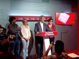 Jaume Collboni: «El projecte socialista a Barcelona s'ha de refundar»