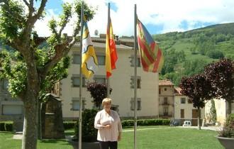 Una sentència judicial obliga a hissar la bandera espanyola a Vilallonga