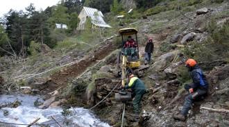 El Parc natural de l'Alt Pirineu reobre el camí d'accés a la Pica d'Estats