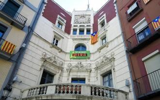 Els ajuntaments del Berguedà comencen a recol·locar les estelades