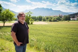 Lluís Amat: «Volem que els veïns se sentin seu l'ajuntament»