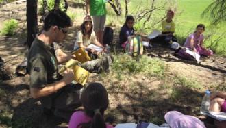 Més de dos-cents alumnes de la Conca, al programa 'El bosc i els incendis'