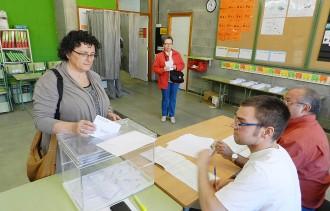 Els trenta-nou alcaldes d'Osona amb majoria absoluta