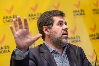 Vés a: Jordi Sànchez: «No hi ha alternativa a la majoria independentista»