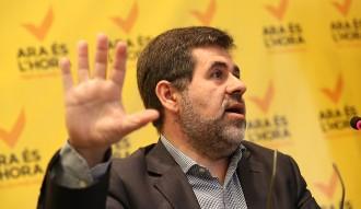 Jordi Sànchez: «No hi ha alternativa a la majoria independentista»