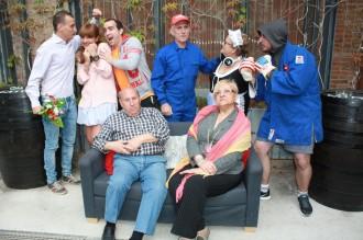 La companyia teatral 3quartsde15 actuarà a l'escenari de Cal Massó