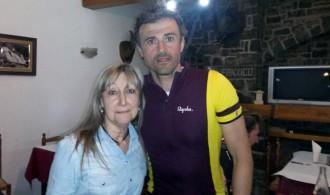 Vés a: Luís Enrique passeja amb bicicleta pel Berguedà