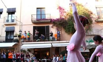 Els carrers del barri Antic s'ompliran de ritme i dansa amb Música als Balcons