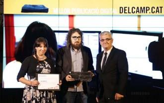 Vés a: delCamp.cat, la millor publicació digital de l'any segons la federació d'editors