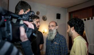 Santi Llagostera: «Treballem perquè el polígon de les Llosses no tiri endavant»