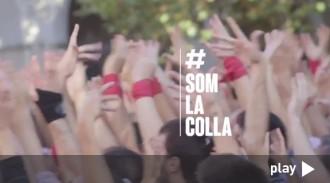 #SomLaColla, la nova campanya dels Minyons de Terrassa