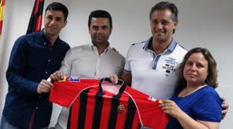 Enrico Mariotti, presentat com a tècnic del Reus Deportiu 15-16