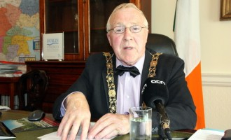 L'alcalde de Dublín defensa que Catalunya «mereix la independència»