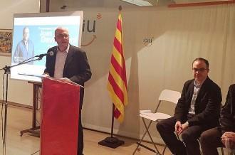 CiU proposa un tripartit amb PSC i ERC a Mollet del Vallès