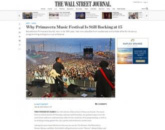 Vés a: El fotògraf de «La Torre del Palau» Cristóbal Castro publica al «Wall Street Journal»