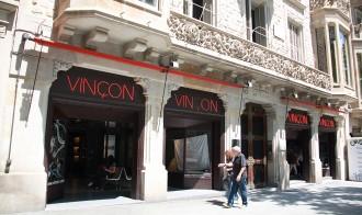Vinçon anuncia el tancament definitiu