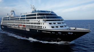 Arriba el primer creuer de la temporada al Port de Tarragona