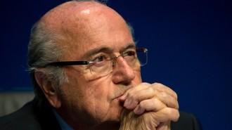 Vés a: Joseph Blatter, reelegit president de la FIFA