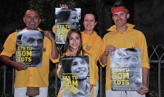 Els Castellers de Santpedor busquen més mans per seguir creixent