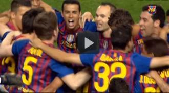 Vídeos: Els 10 gols històrics del Barça a la Copa