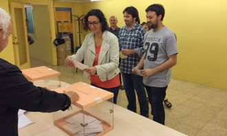 ERC elegeix una executiva de continuïtat amb Junqueras al front