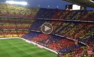 Vídeo: Una xiulada històrica ofega l'himne espanyol
