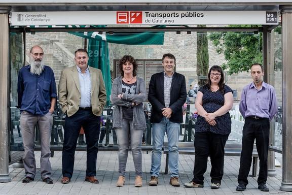 La campanya de Ripoll, entre la Devesa del Pla i el polígon de les Llosses