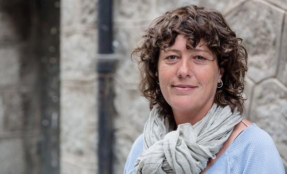 Teresa Jordà, cap de llista d'ERC per Girona a les eleccions espanyoles del 20-D