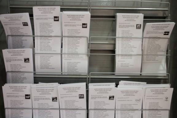EN DIRECTE 40.445 garrotxins trien avui els 179 regidors del nou mandat