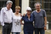 Finalitza el rodatge de 'Secuestro' amb Portillo i Coronado
