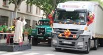 La Festa de Sant Cristòfol enceta les revetlles d'estiu a Solsona