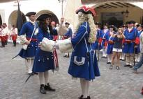 Girona viurà dissabte una jura de bandera a càrrec dels Miquelets