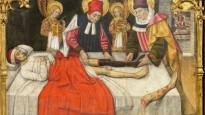 El miracle de l'empelt d'una cama dels sants Cosme i Damià
