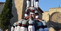 Els Minyons de Terrassa fan un  4d9f  a Sant Cugat
