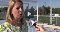 El Camp de Futbol de Matadepera, enllestit a l'octubre