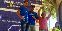 Podi de Mario Guillén a la IV Copa Marnaton eDreams