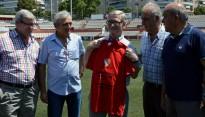 Veterans del Terrassa FC es tornen a calçar les botes