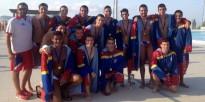 Els juvenils del CN Terrassa escriuen el seu nom al waterpolo català