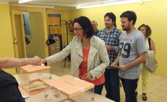 Marta Rovira i Isaac Peraire continuen a la cúpula d'ERC