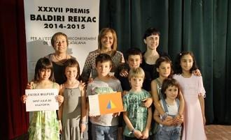 L'Espluga de Francolí acull el lliurament dels 37è Premis Baldiri Reixac